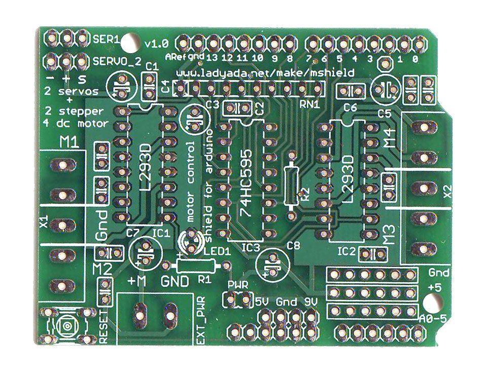 Openhacks Open Source Hardware Productos Motor